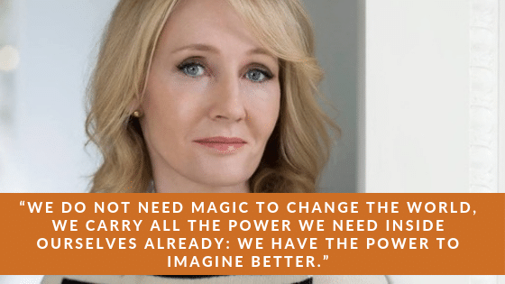 jk rowling quote 2
