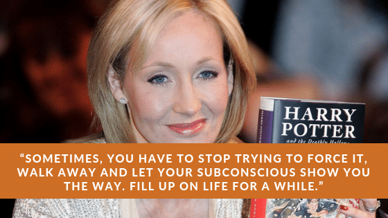 jk rowling quote 7