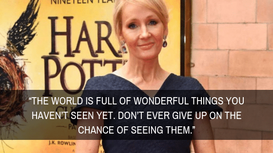 jk rowling quote 8