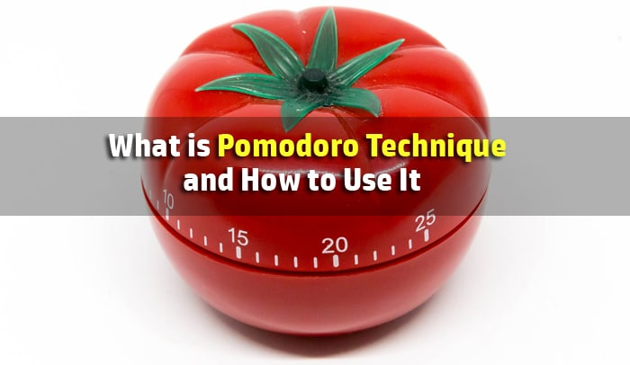 Pomodoro Technique: What It Is and How To Use It