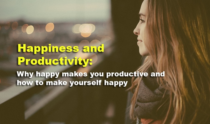 happiness and productivity