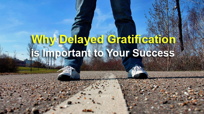 importance delayed gratification