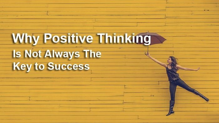 why positive thinking