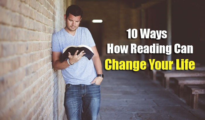 reading can change life