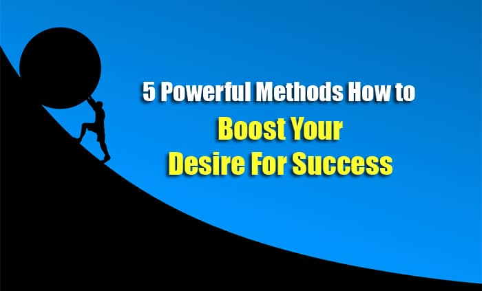 desire for success