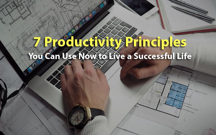 productivity principles