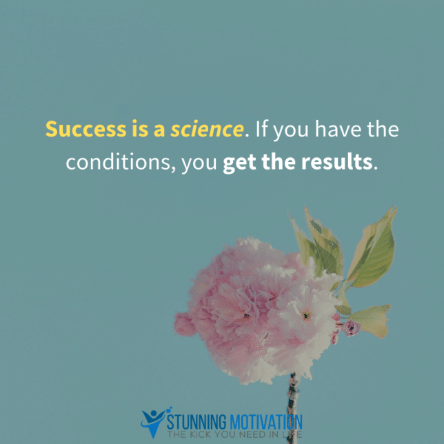success-is-science