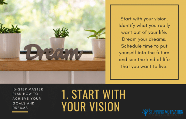 1 start with vision
