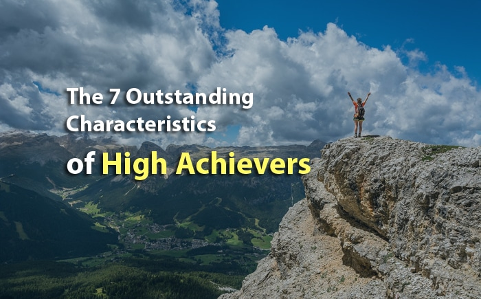 high achievers characteristics