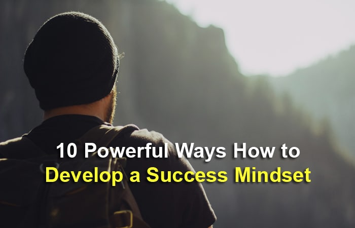 develop success mindset