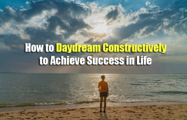 daydream constructively for success